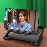 Mobile Phone Screen Amplifier With Stand