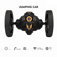 Jumping RC Car with Camera