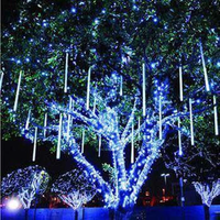 Snow Fall LED Lights Set (Extension plug included)