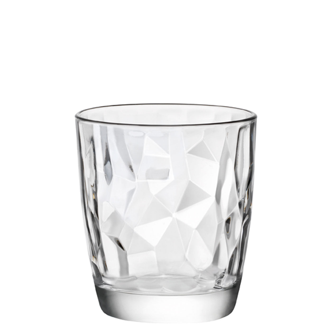 Diamond Trinkglas Transparent 39 cl - Ø 9,1 x 10,3 cm (6 Stück)