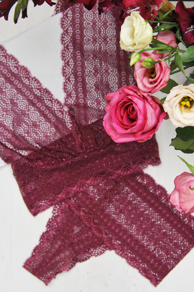 Pomegranate Pink Sweetheart Set