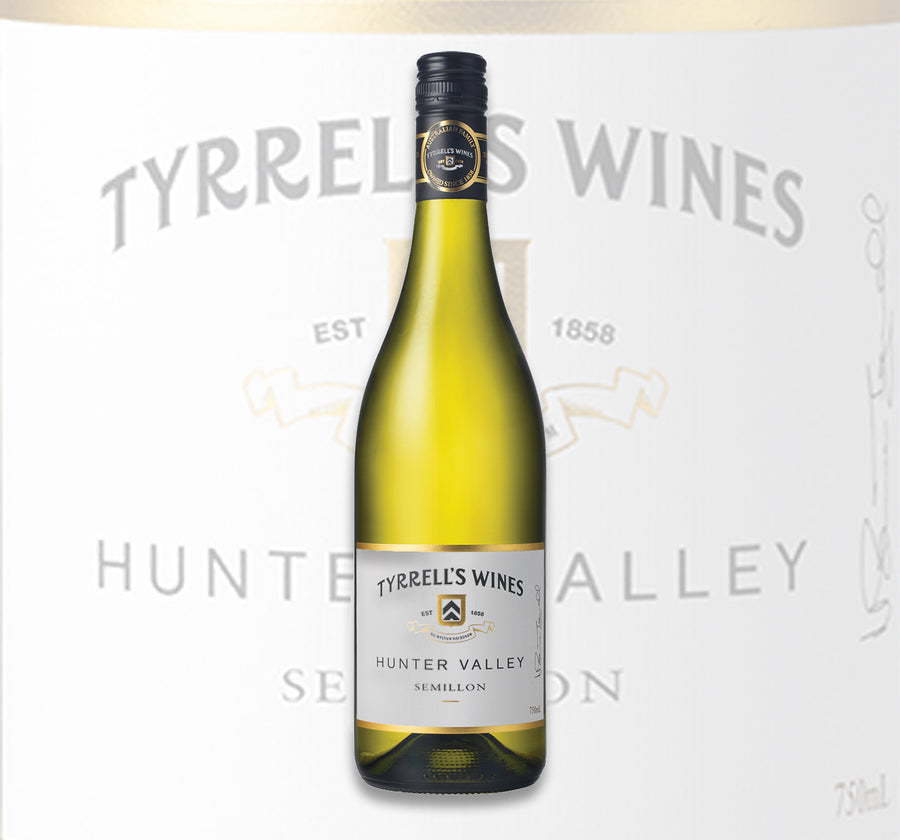 Tyrell's 'Hunter Valley' Semillon