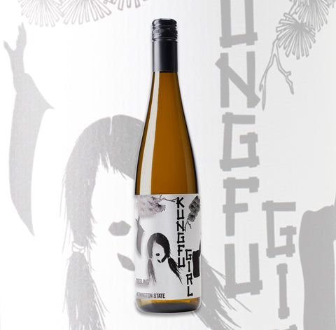 Charles Smith 'Kung Fu Girl' Riesling