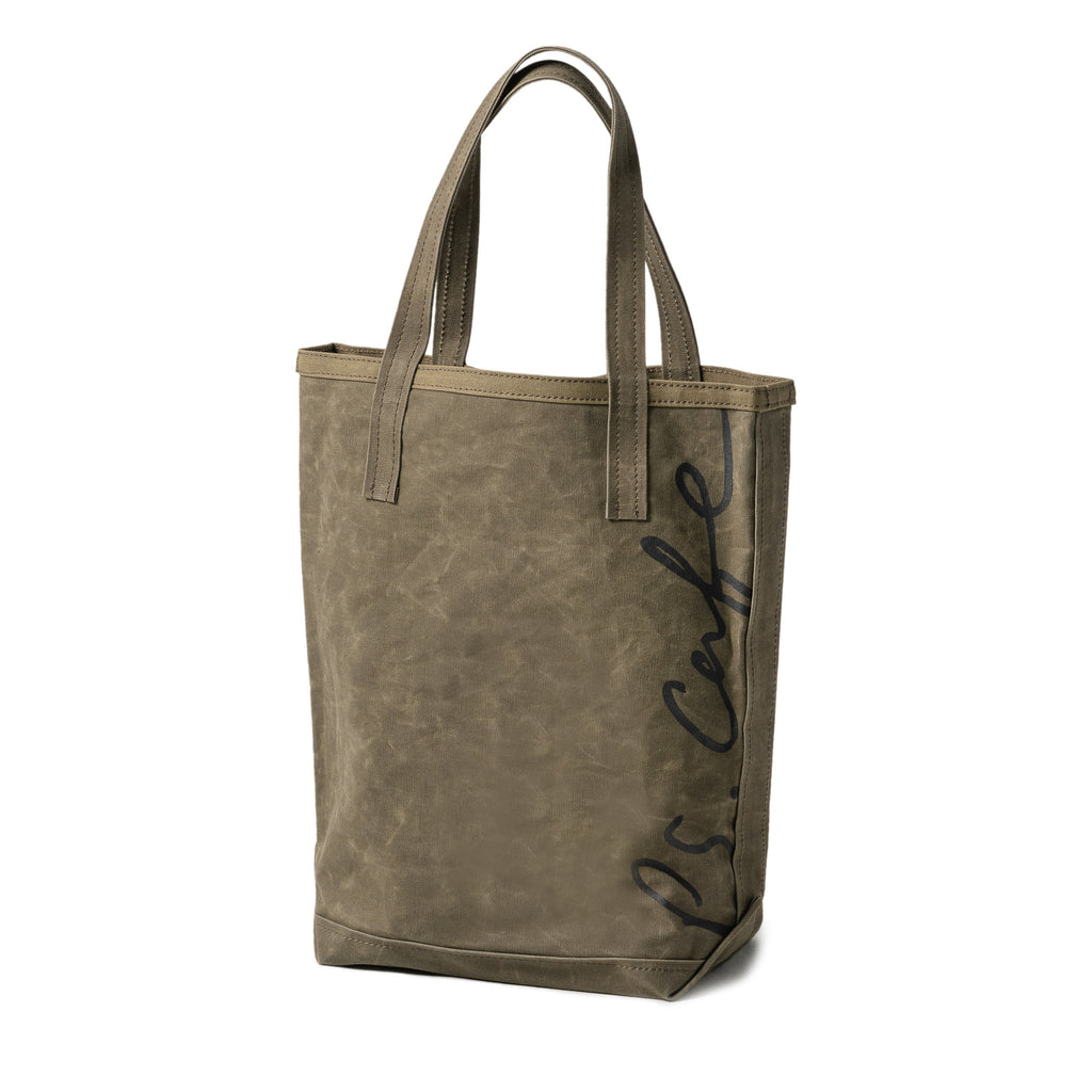 PS. Tote for Charity - The TB Estate - Army Shelter