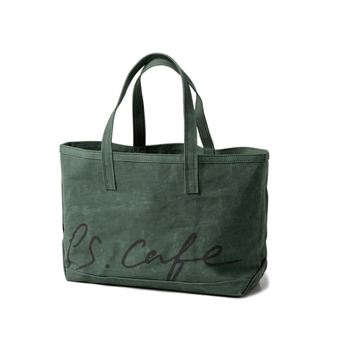 PS. Tote for Charity - The Harding - Jungle Green