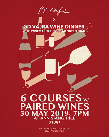 GD Vajra Wine Dinner