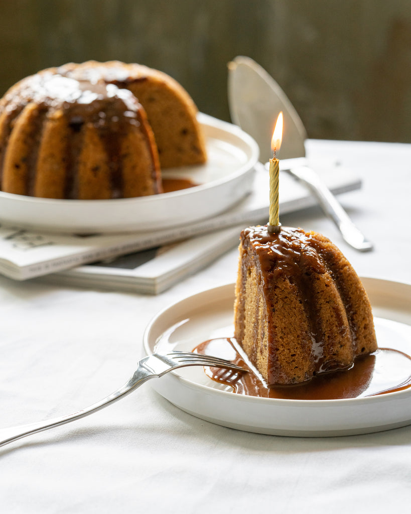 Giant Sticky Date Pudding