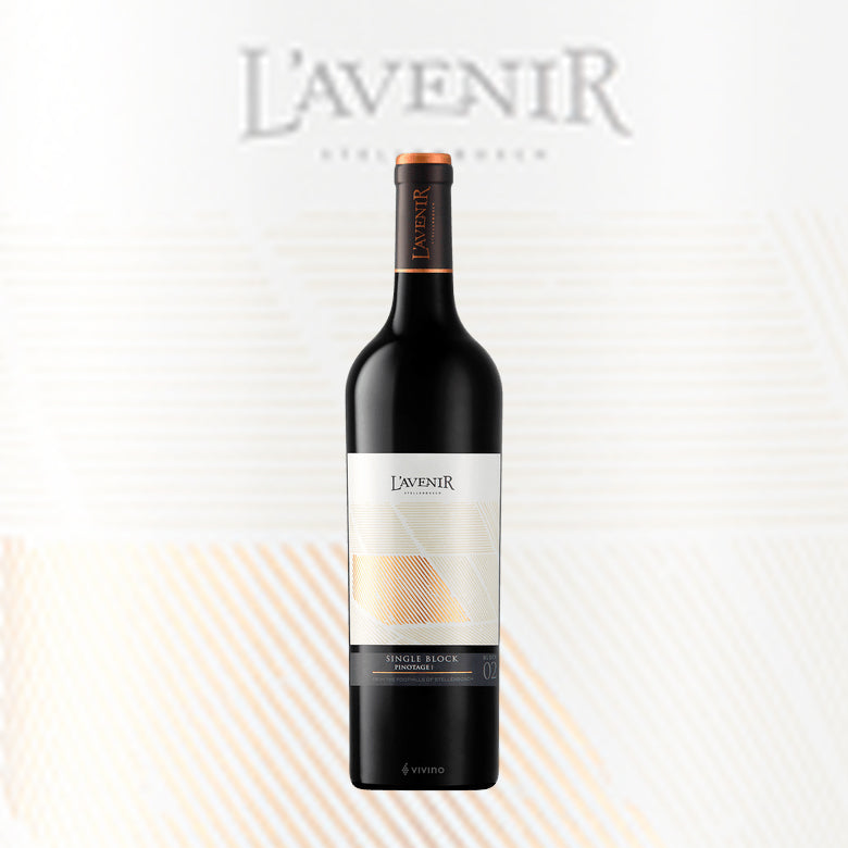 L'Avenir 'Single Block' Pinotage