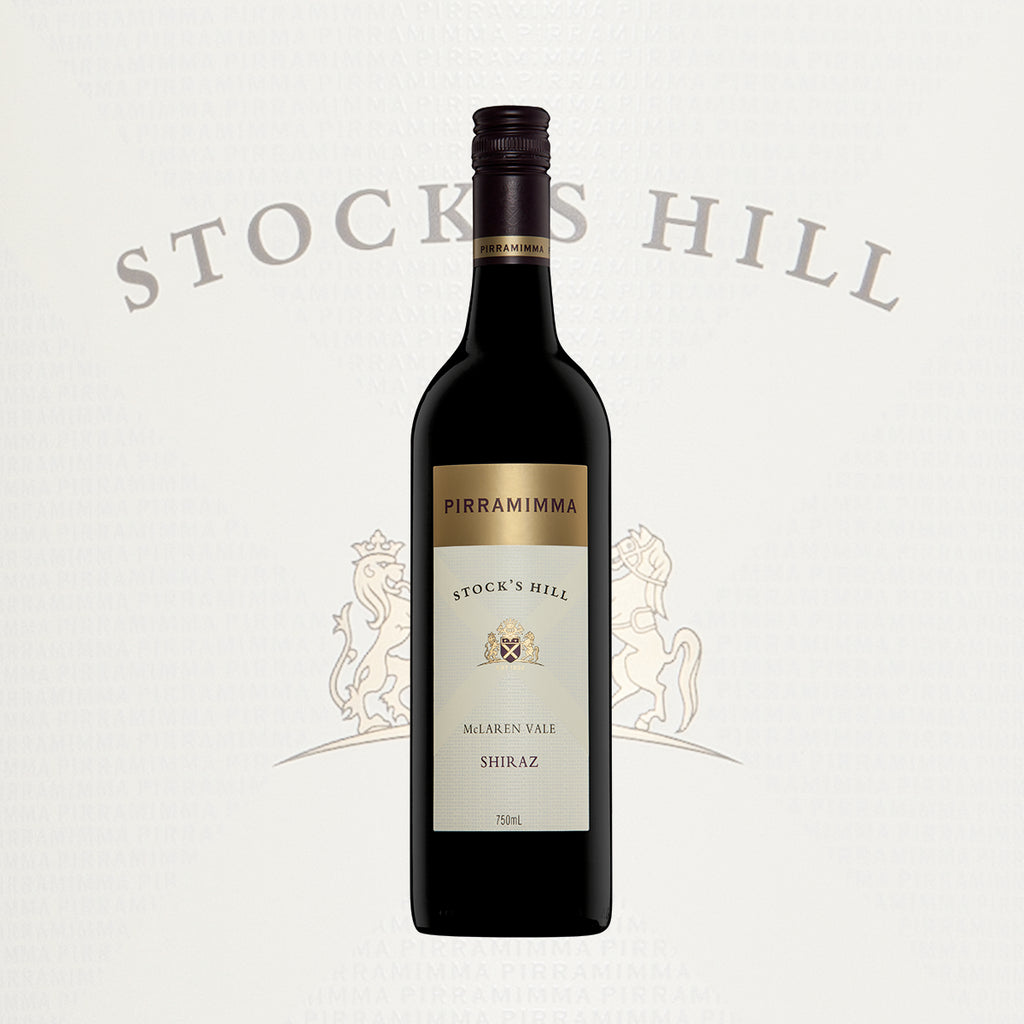 Pirramimma Stock's Hill Shiraz
