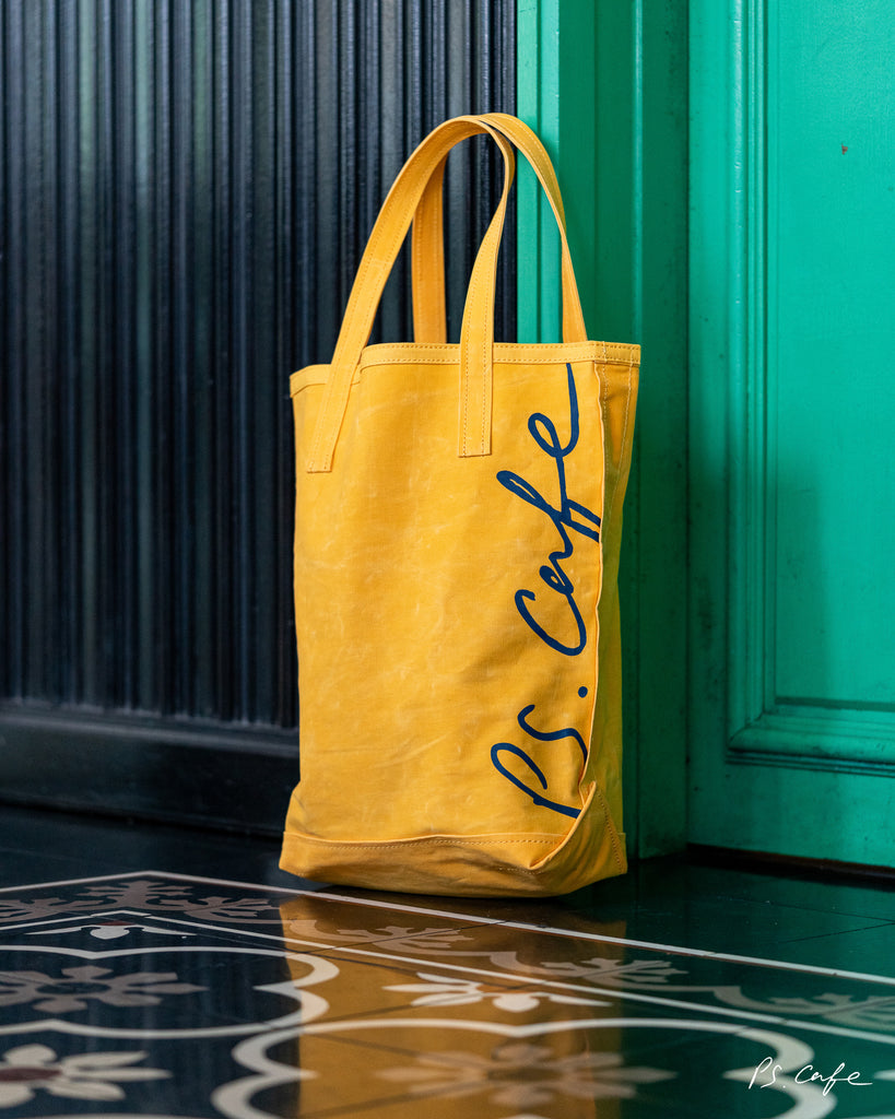 PS. Tote for Charity - The Palais - Sunrise Yellow