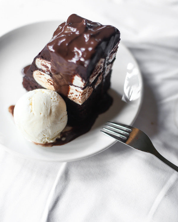 Ultimate Fudgy Brownie - PS.Cafe Online  - 2