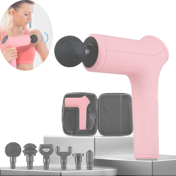 Massage Gun Electric Massager, Muscle Tissue Percussion - Blazan Store