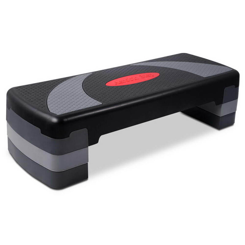 3 Adjustable Level Block Aerobic Step Platform - Blazan Store