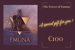 THE GIFT OF EMUNA