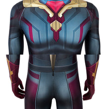 Load image into Gallery viewer, Vision Avengers: Endgame Zentai Jumpsuit Cosplay Costume - Free Shipping