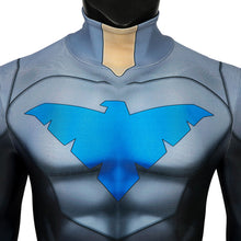 Load image into Gallery viewer, Nightwing Son of Batman Jumpsuit Cosplay Costume - Free Shipping