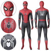 Load image into Gallery viewer, Spider-Man Peter Parker Upgraded Suit Spider-Man: Far From Home Jumpsuit Cosplay Costume - Free Shipping
