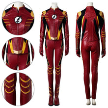 Load image into Gallery viewer, Jesse Quick The Flash 3 Female Speedster Cosplay Costume