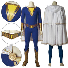 Load image into Gallery viewer, Freddy Freeman Shazam! Cosplay Costume