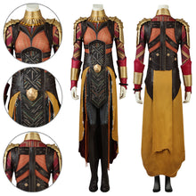 Load image into Gallery viewer, Okoye Black Panther Cosplay Costume