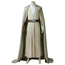 Load image into Gallery viewer, Luke Skywalker Star Wars 8 The Last Jedi Cosplay Costume