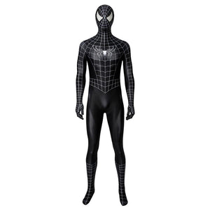 Venom Spider-Man 3 Jumpsuit Cosplay Costume - Free Shipping