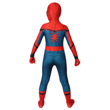 Load image into Gallery viewer, Kids Spider-Man Peter Parker Stark Suit Spider-Man: Far From Home Jumpsuit Cosplay Costume - Free Shipping