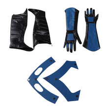 Load image into Gallery viewer, Nightwing Batman Arkham City Cosplay Costume