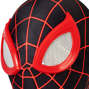 Miles Morales PS5 Spider-Man: Miles Morales T.R.A.C.K Jumpsuit Cosplay Costume - Free Shipping