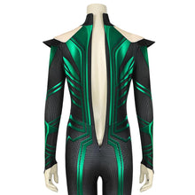 Load image into Gallery viewer, Hela Marvel Thor 3 Ragnarok Jumpsuit Cosplay Costume - Free Shipping