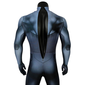 Nightwing Son of Batman Jumpsuit Cosplay Costume - Free Shipping