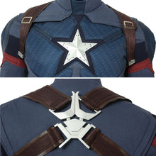 Load image into Gallery viewer, Captain America Steven Rogers Avengers 4 Endgame Cosplay Costume