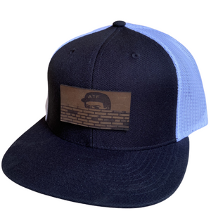 ATF Guy Leather Patch Hat