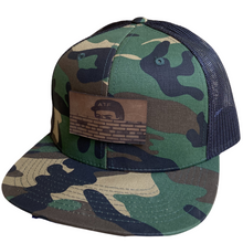 Load image into Gallery viewer, ATF Guy Leather Patch Hat