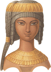 History of Curls: Egyptians