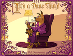 It's a Dane Thing - Hardcover