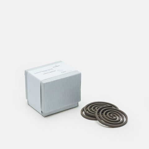 Spiral Box of 10 - Spring Arroyo Incense