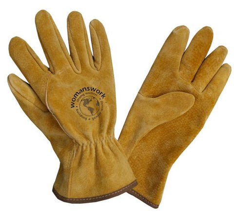 Womanswork Original Leather Work Glove