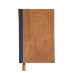 Classic Journal - Wood Cover