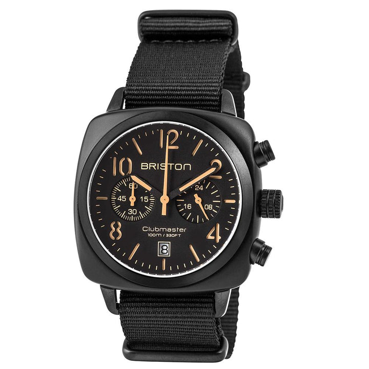 Briston Clubmaster Classic Chronograph : Cafe Racer