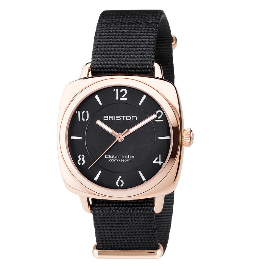 Briston Clubmaster Chic : Rose Gold PVD