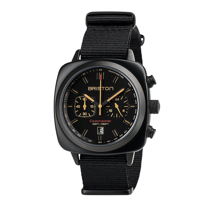 Briston Clubmaster 42mm Sport Acetate : Cafe Racer