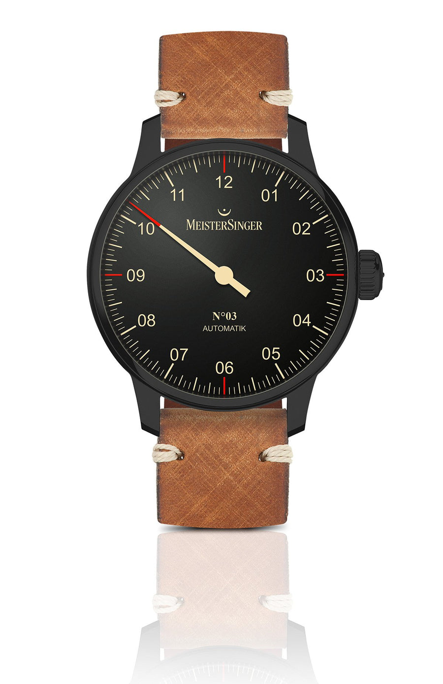 MeisterSinger : Nº3 43mm - The Independent Collective Watches