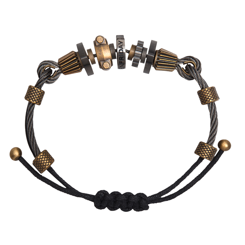 Crash Bracelet : Industrial Revolution - The Independent Collective Watches
