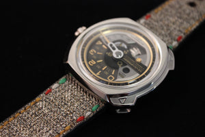 Italian Cordura by Tunx - The Independent Collective Watches