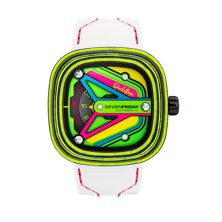 SEVENFRIDAY X ROCKETBYZ LIMITED EDITION : M3/03 PSYCHO