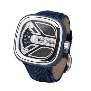 SEVENFRIDAY M1B/01 : The Urban Explorer