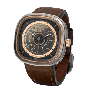 SEVENFRIDAY T2/02: TECH-GOLD
