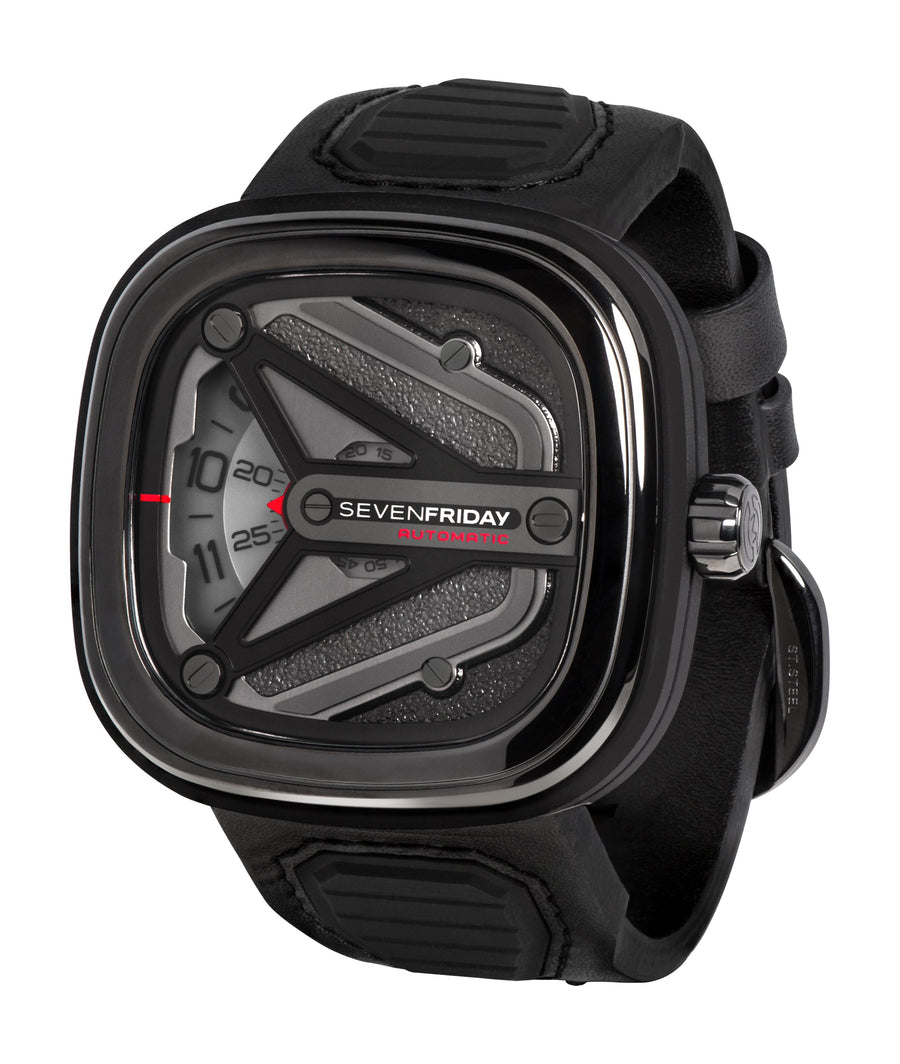 SEVENFRIDAY M3/01 SPACESHIP - The Independent Collective Watches