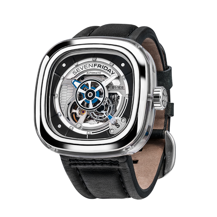 SEVENFRIDAY S1/01: CRYSTAL CLEAR